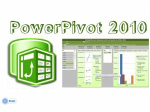 PowerPivot Prezi