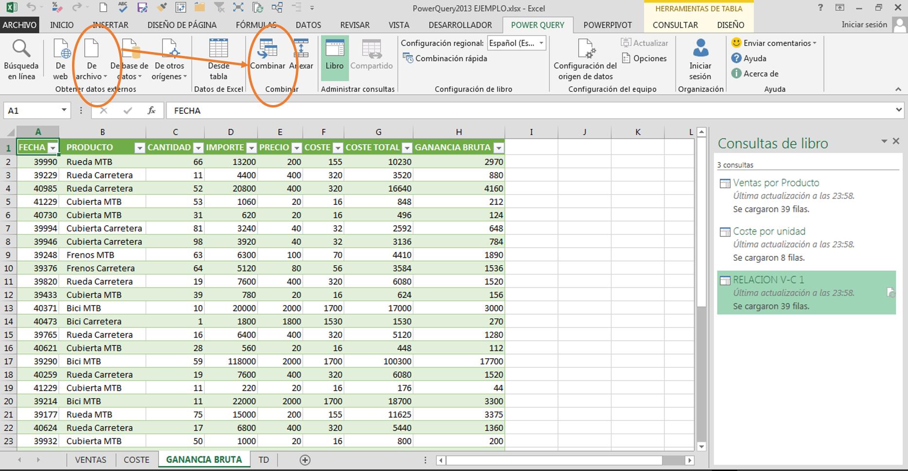 Powerquery Vs Powerpivot Excel Trucos