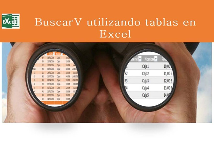 BuscarV Tablas
