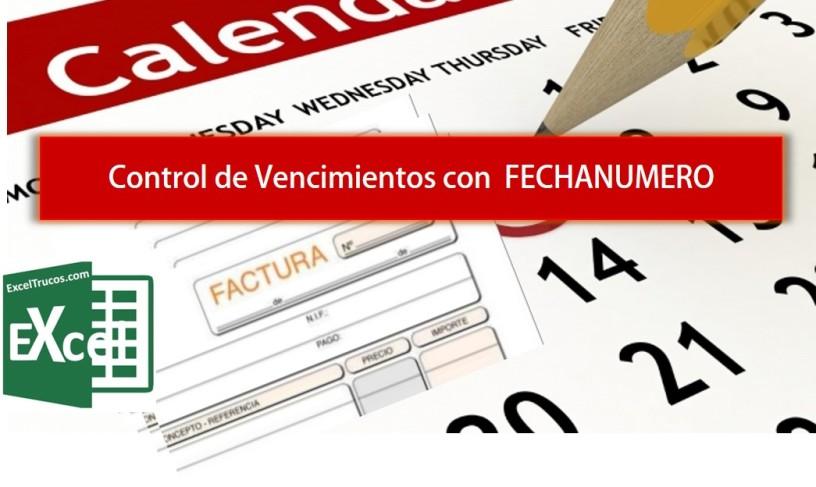 Excel Ayuda FECHANUMERO