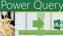 Power Query en Excel
