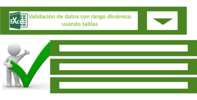 Excel Trucos Validación Datos